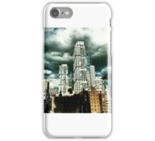 Gotham vs. Toronto iPhone Case/Skin
