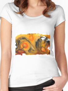 inner-workings ... # 1 Women's Fitted Scoop T-Shirt