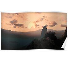3D Landscape : Savannah - Adventure Poster