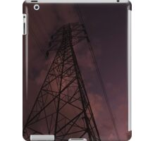 Electricity of the world iPad Case/Skin