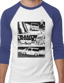 Nissan Cube Gen 2 Men's Baseball ¾ T-Shirt