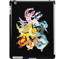 Eeveelutions iPad Case/Skin