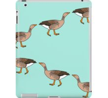 March of Geese iPad Case/Skin