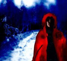 Little Red Riding Hood 3 Sticker
