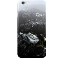 3D Landscape : Sky Fly - The Lake iPhone Case/Skin