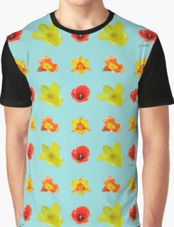 Tulipes sur limpet shell Graphic T-Shirt