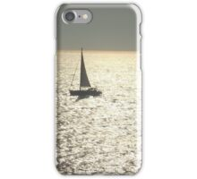 Evening on the Aegean Sea  iPhone Case/Skin
