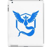 Pokemon GO Team Mystic Logo iPad Case/Skin