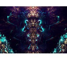 Crystal Magma Photographic Print