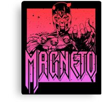 Magneto - Multi Color Canvas Print