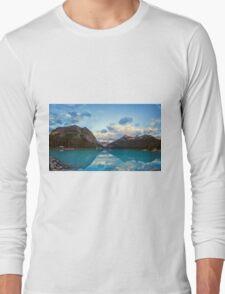 Lake Louise Banff Alberta Long Sleeve T-Shirt