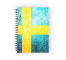 Sverige  Spiral Notebook
