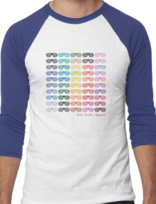 50 Shades Of Ye Men's Baseball ¾ T-Shirt