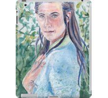Silmarillion: Dior the Fair iPad Case/Skin