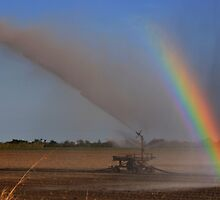 Irrigation Rainbow by myraj