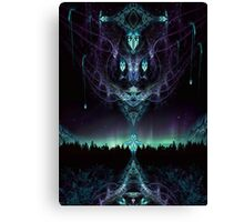 Midnight Aura Canvas Print