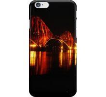 Forth Rail Bridge angled iPhone Case/Skin