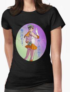 Sailor Genji Womens Fitted T-Shirt