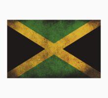 Jamaican Flag One Piece - Short Sleeve