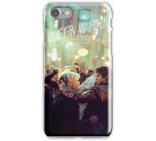 queer as folk - Brian & Justin iPhone Case/Skin