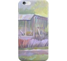 Barn from Agarcia iPhone Case/Skin
