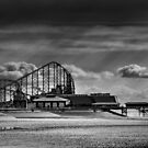 Blackpool Roller coaster by jasminewang