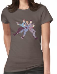 Star Trek - Triumvirate Womens Fitted T-Shirt