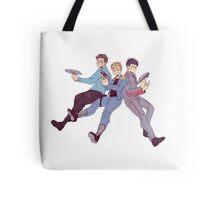 Star Trek - Triumvirate Tote Bag