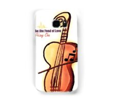 Music is Life Samsung Galaxy Case/Skin