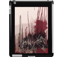 skips two iPad Case/Skin