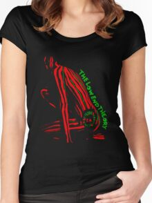 The Lowned Women's Fitted Scoop T-Shirt
