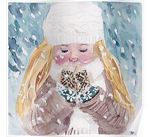 Loving Winter Poster