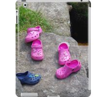 Two and a Half Pairs iPad Case/Skin