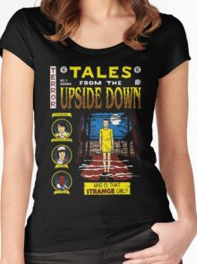 Tales from the Upside Down Women's Fitted Scoop T-Shirt