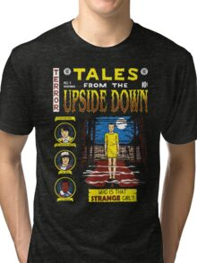 Tales from the Upside Down Tri-blend T-Shirt