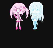 Miyuki and Kamui *Neon Glow* Unisex T-Shirt