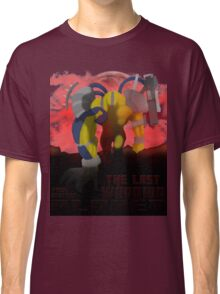 The Last Warrior From Another Planet - Yu-Gi-Oh! Classic T-Shirt