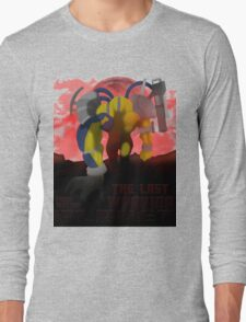The Last Warrior From Another Planet - Yu-Gi-Oh! Long Sleeve T-Shirt