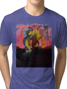The Last Warrior From Another Planet - Yu-Gi-Oh! Tri-blend T-Shirt