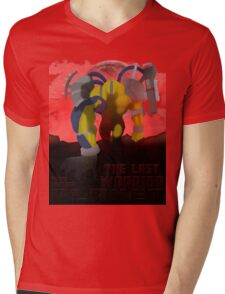 The Last Warrior From Another Planet - Yu-Gi-Oh! Mens V-Neck T-Shirt