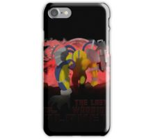 The Last Warrior From Another Planet - Yu-Gi-Oh! iPhone Case/Skin