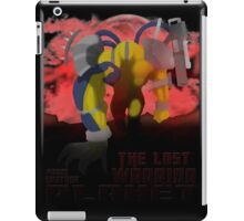 The Last Warrior From Another Planet - Yu-Gi-Oh! iPad Case/Skin