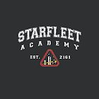 Star Fleet Academy Vintage by Paul Filthy