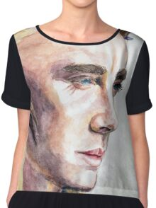 Tolkien: King of the Woodland realm Chiffon Top