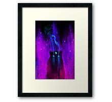 God of Wolves Framed Print
