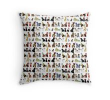 Star Wars Ponies Throw Pillow