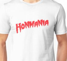 HonMania Classic Red Unisex T-Shirt