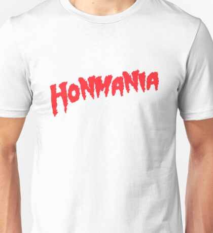 HonMania Classic Red Unisex T-Shirt