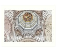 Cathedral of Our Lady Art Print