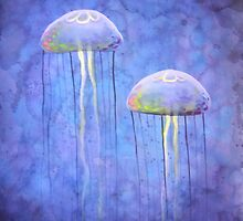 Jellyfish by Georgia Alderson